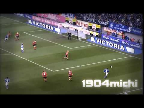 """◆ """"LINCOLN Cássio"""" ◆ Some Skills and Goals ► FC Schalke 04 (2004-2007) 