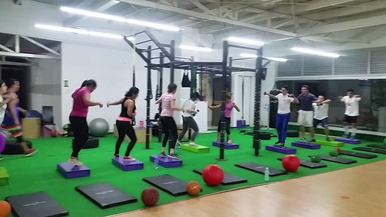 Entrenamiento funcional manizales entrenarme centro de for Acondicionamiento fisico