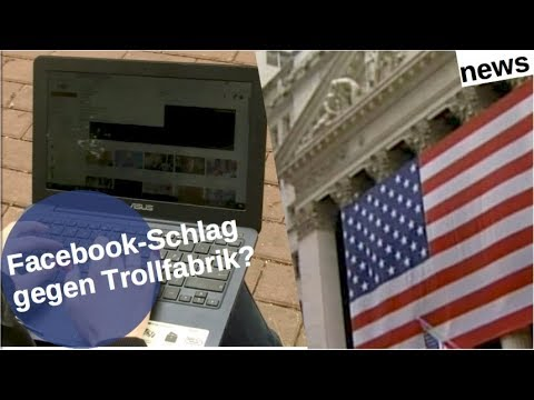 Facebook-Schlag gegen Trollfabrik?