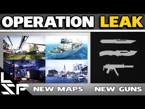 NEW OPERATION LEAKED - MP5 & NEW KNIVES | CS:GO NEWS