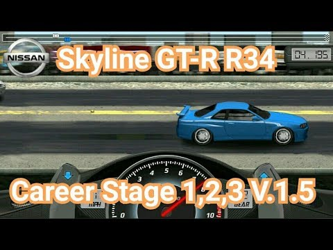 android drag racing tuning skyline