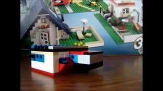 Как сделать сейф с простейшим замком из LEGO