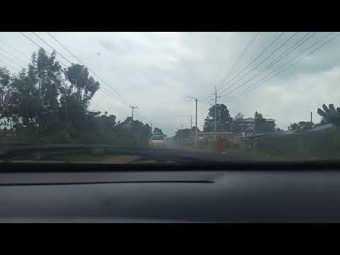 Nduberi Past Kiambu Town to Ciando High School During Covid19