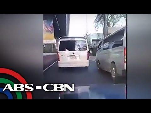 TV Patrol: Driver ng 'wang wang convoy,' nagpaliwanag