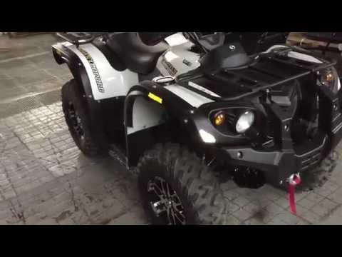 Stels Leopard 650YS EFI обзор часть 1
