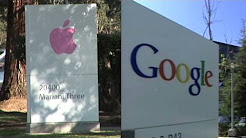 Google vs. Apple = open vs. closed
