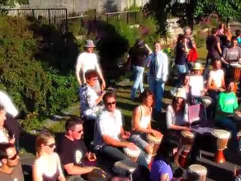 Tribal Spirit Drumming Galway