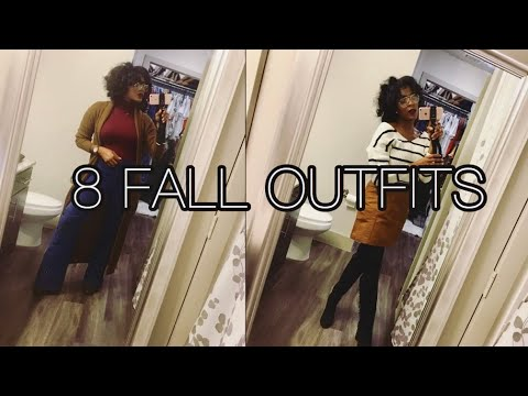 [VIDEO] - FALL OUTFITS 2