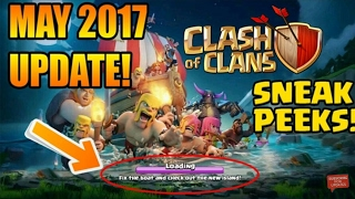 New sneak peaks leaked!! Clash of clans update latest news!- CLASH of clans