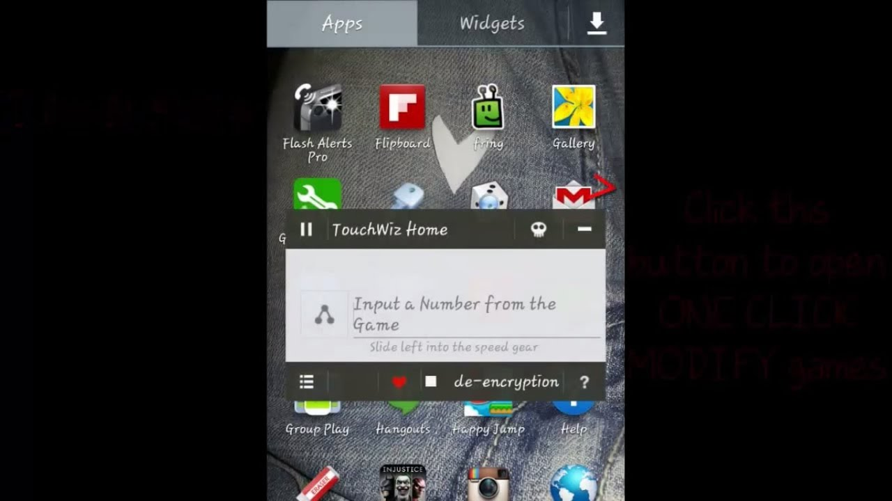 How to use sb game hacker amp hack games with one click onlyandroid hd