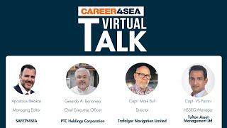 2021 CAREER4SEA Talk - Why leadership at sea is vital