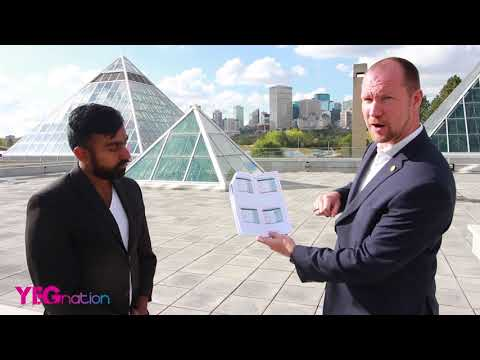 "Edmonton Elections: Mike Butler: ""We Are Building Our City"" - Mayoral Candidate"