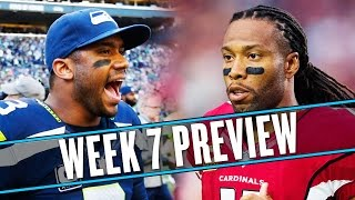 NFL Week 7 preview: David Johnson can only be stopped by his fiancée | Uffsides