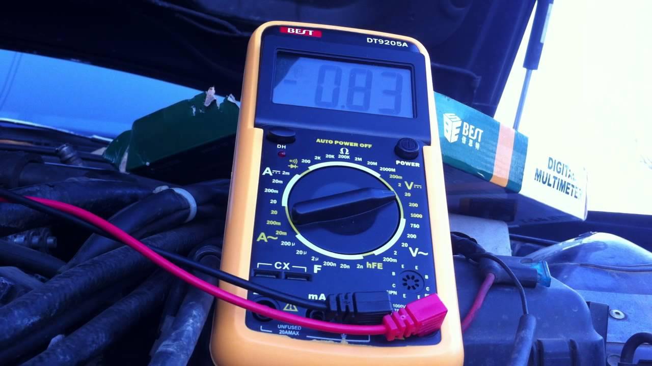 Honda Map Sensor Test Youtube 2012 Pilot Wiring Harness