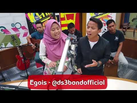 Egois - DS3 Band | Jom Jam Akustik | 6 April 2018