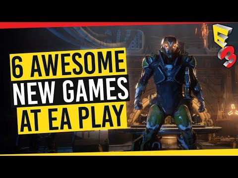 6 Awesome New EA Games That Will Amaze You On Xbox