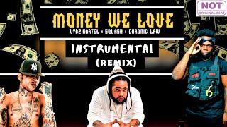 Squash, Vybz Kartel, Chronic Law - Money We Love (Instrumental) (Remix) | RIDDIM INSTRUMENTAL