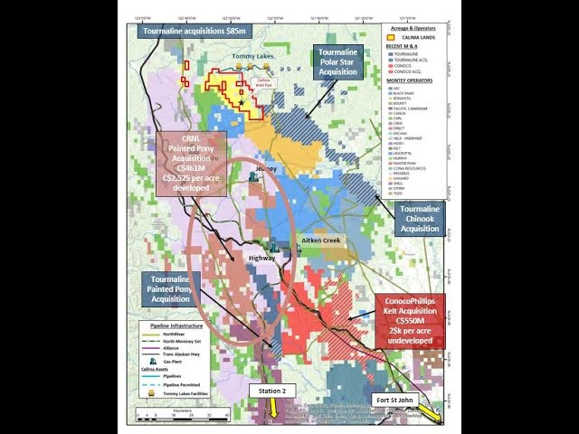 Corporate activity and resource upgrades driving Calima Energy higher