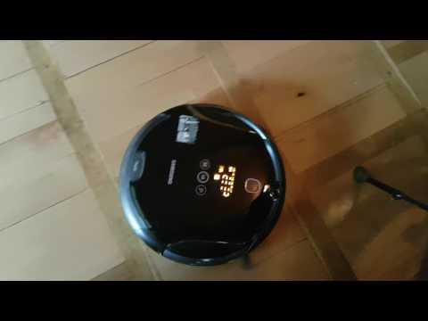 Samsung Navibot - Error C07