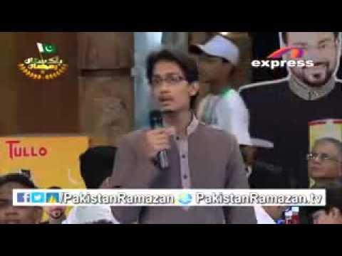 Kokab Noorani Pakistan vs wahabi live on fateha