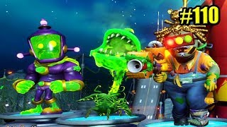 САДОВОЕ ПОБОИЩЕ 110 Plants vs Zombies Garden Warfare 2 PS4 ДЕФУ МАТЧУ