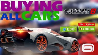 Asphalt 8 Hack/Trainer June 2018 PC/Mobile