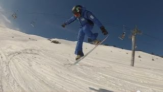 Ski instructors (Andorra, Grandvalira, Encamp) / Инструкторы по сноуборду и горным лыжам, Андорра(группа