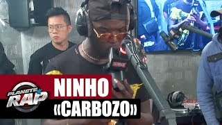 "Ninho ""Carbozo"" #Plane?teRap"