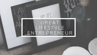 Great lifestyle entrepreneur | subliminal