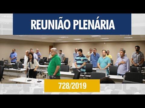 728ª Reunião Plenária - Crea-AL