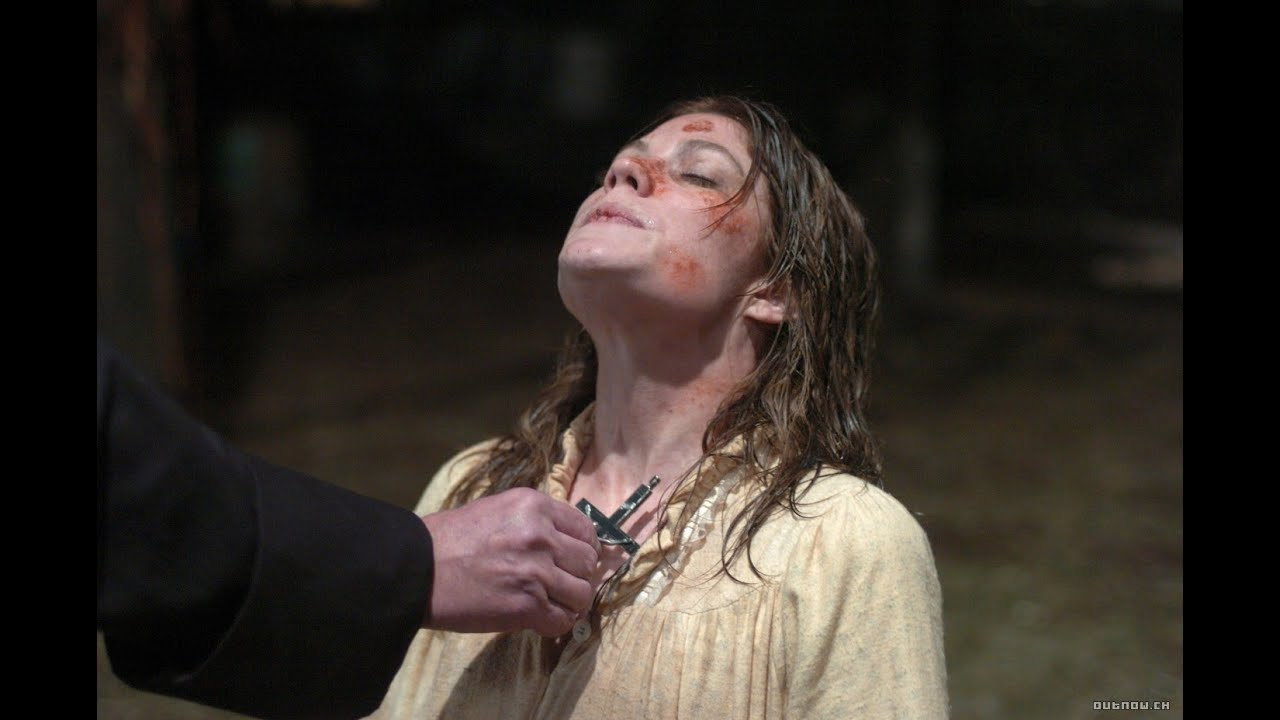 O Exorcismo De Emily Rose Cena Do Exorcismo Youtube