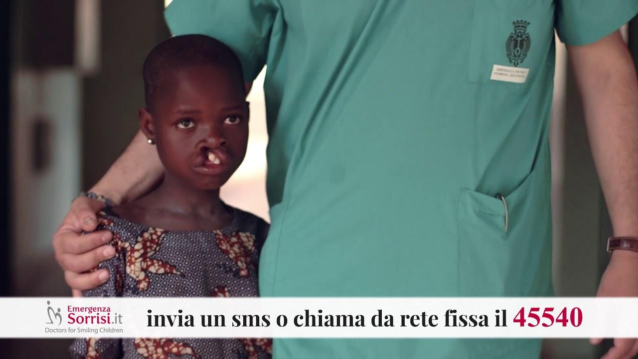 Spot Emergenza Sorrisi sms 2017