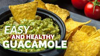 Guacamole Easy Recipe