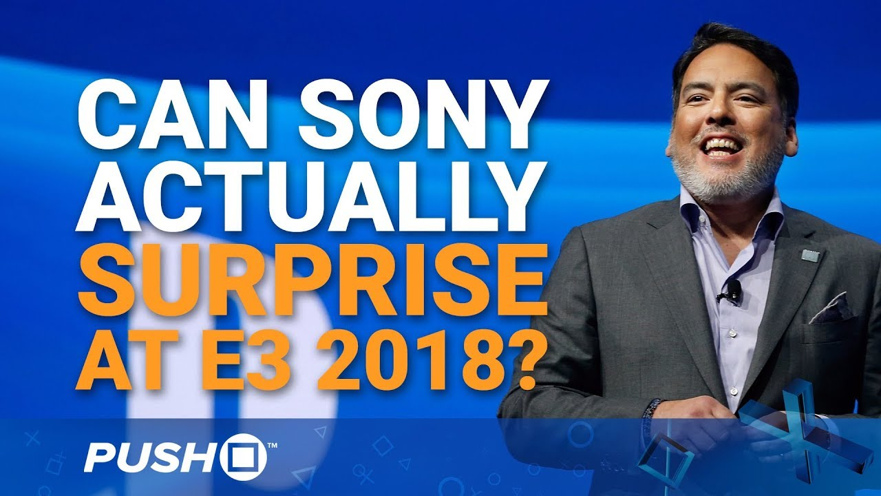 E3 2018 Can Sony Playstations Press Conference Actually Surprise Ps4