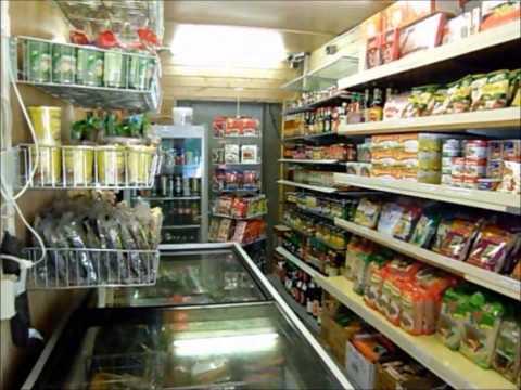 kiosk HN Asia shop