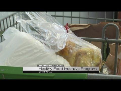 Healthy Food Incentive Program