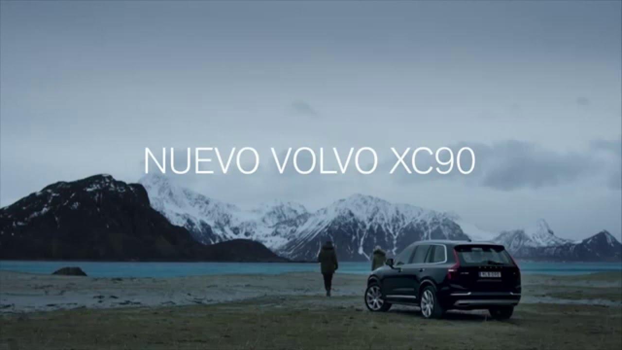 Volvo Xc90 Commercial >> Anuncio Volvo XC90 2016 - YouTube