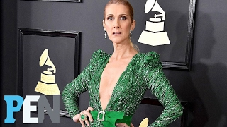 Adele, Céline Dion & More Make Us Green With Envy At The Grammys | PEN | Entertainment Weekly