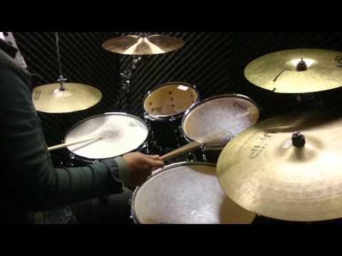 莫文蔚 - 陰天 Drum Cover