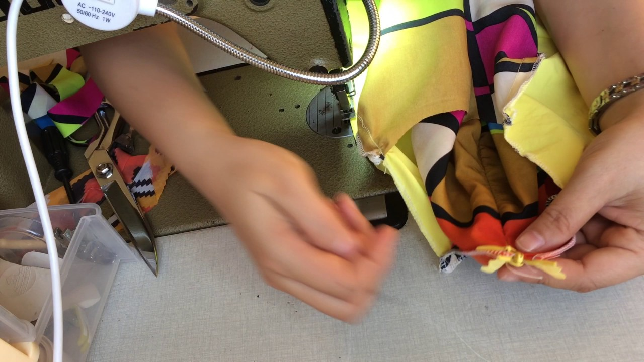 9-May áo dài tay raglan p3 dạy cắt may online miễn phí   sewing online class free   tysu shop