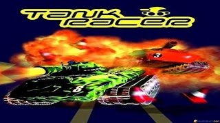 Tank Racer gameplay (PC Game, 1999)