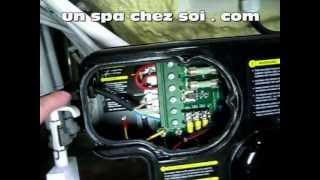 Branchement électrique Un Spa Chez Soi . Com