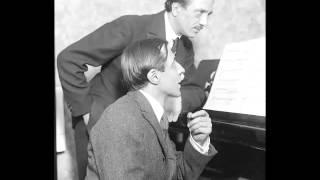 Bach Brandenburg 5 - Thibaud, Cortet, Cortot, and Paris Conservatory Chamber Orchestra