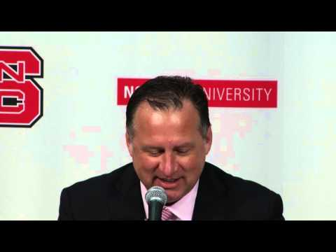 Coach Gottfried Press Conference Post High Point
