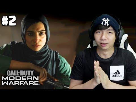 Merebut Markas Rusia - Call Of Duty Modern Warfare Indonesia #2