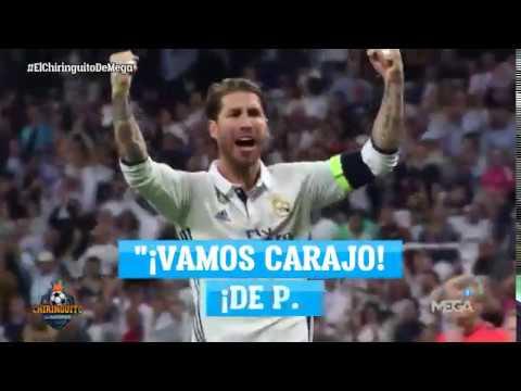 El partido de Sergio Ramos ante el Atleti, al detalle