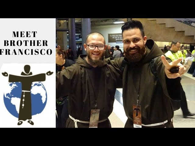 Conversations with the Capuchins -Meet Br. Francisco!