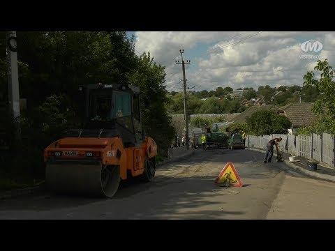 МТРК МІСТО: Вулицю Смотрицького капітально ремонтують