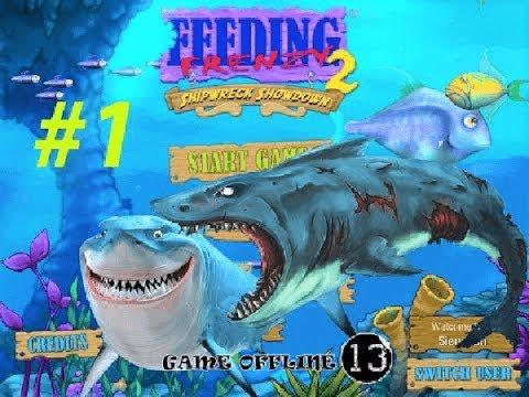 Serial Key For Feeding Frenzy - footnew