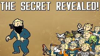 The Vault Boy's Biggest Secret REVEALED!!!
